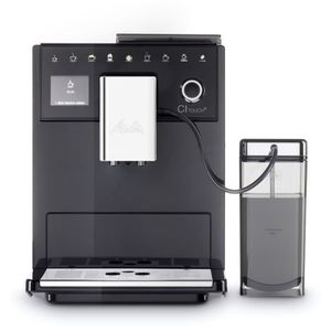 MACHINE À CAFÉ Broyeur MELITTA Ci Touch Noir