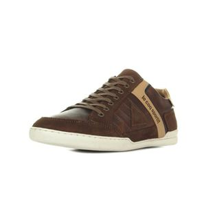 BASKET Baskets Le Coq Sportif Alsace Low Leather Suede