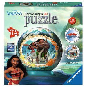 PUZZLE VAIANA Puzzle 3D 72 pcs - Disney