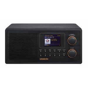 RADIO CD CASSETTE Sangean WFR-30Radio Internet (Lecteur de Musique