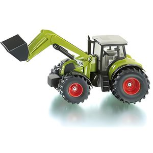 VOITURE - CAMION SIKU Tracteur Claas Axion 850 avec Chargeur Fronta