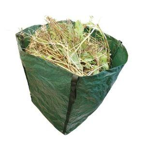 SAC À DÉCHETS VERTS  SILVERLINE Sac de jardin usage intensif - Vert