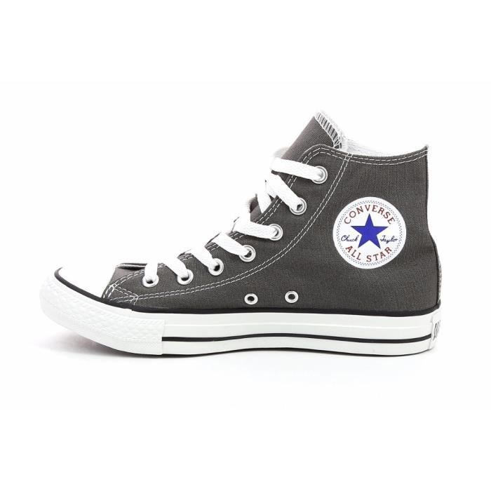 CONVERSE Baskets Montantes All Star Chaussures Mixte - Gris