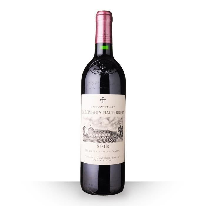 Château Mission Haut Brion 2012 Pessac - Vin rouge de Bordeaux