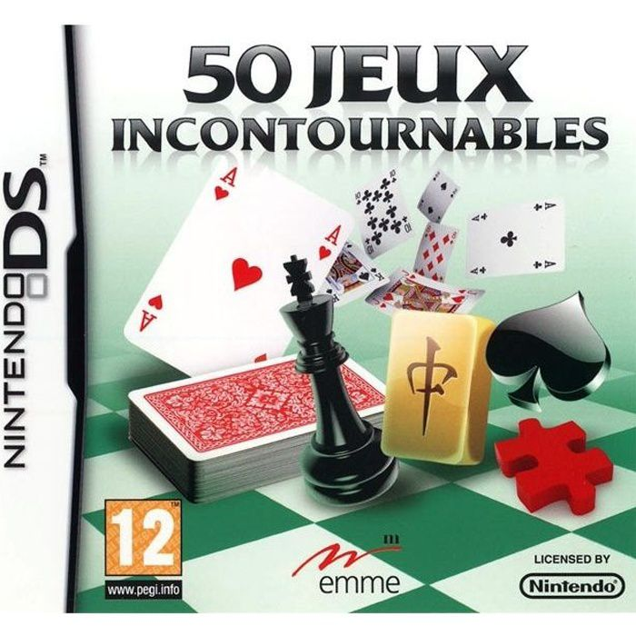 jeux nintendo ds dsi achat vente pas cher cdiscount. Black Bedroom Furniture Sets. Home Design Ideas