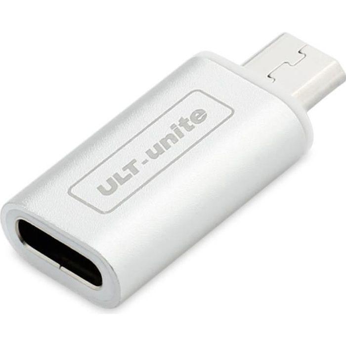 Type de périphérique C vers un périphérique Micro USB pour Samsung Galaxy S7 Edge SL Lin * 325
