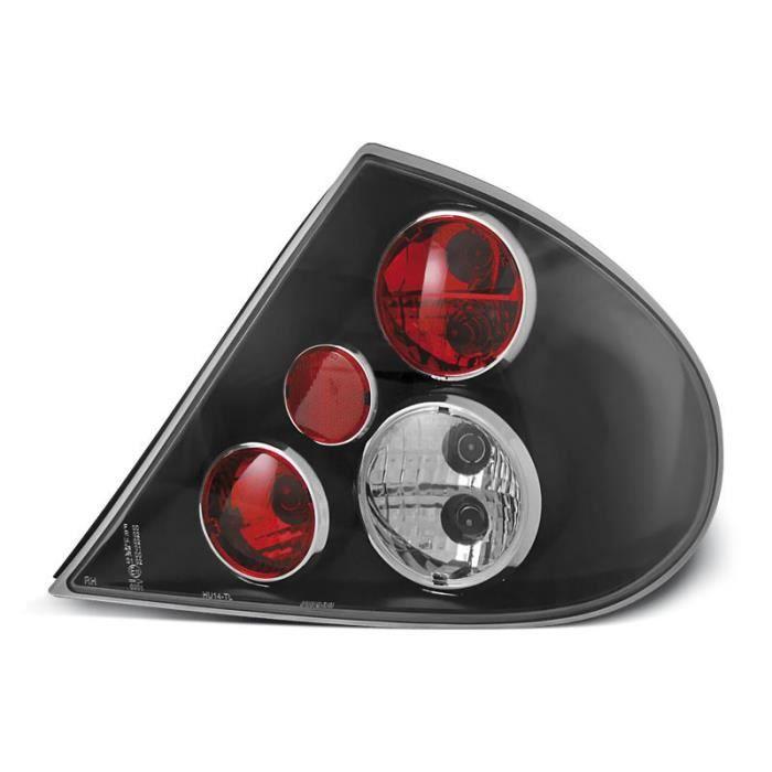 Paire de feux arriere Ford Mondeo MK2 berline 96-00 noir