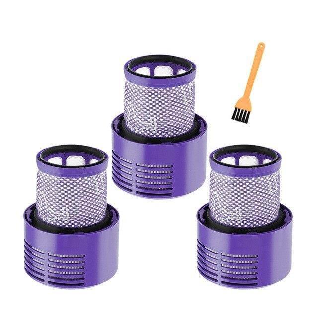Filtre HEPA lavable, unité de pièces détachées pour aspirateur V10 SV12 Cyclone Animal absolu Total Clean, accessoires de filtres