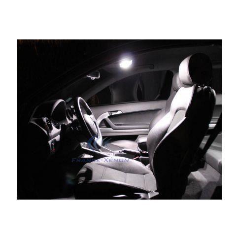 Pack intérieur LED - Fabia 3 - BLANC