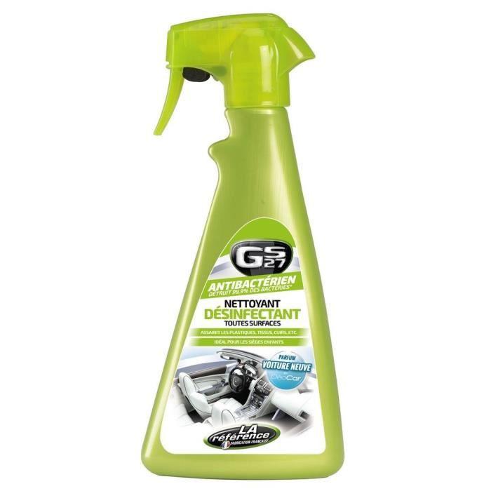 GS27 Nettoyant Désinfectant Toutes Surfaces - 500 ml