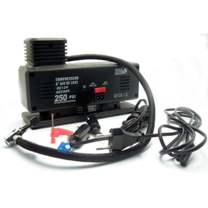 Compresseur voiture électrique 220v