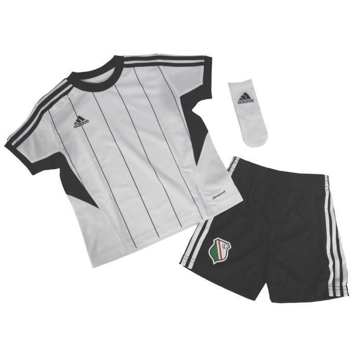 ADIDAS Ensemble T-Shirt et Short Football Bébé
