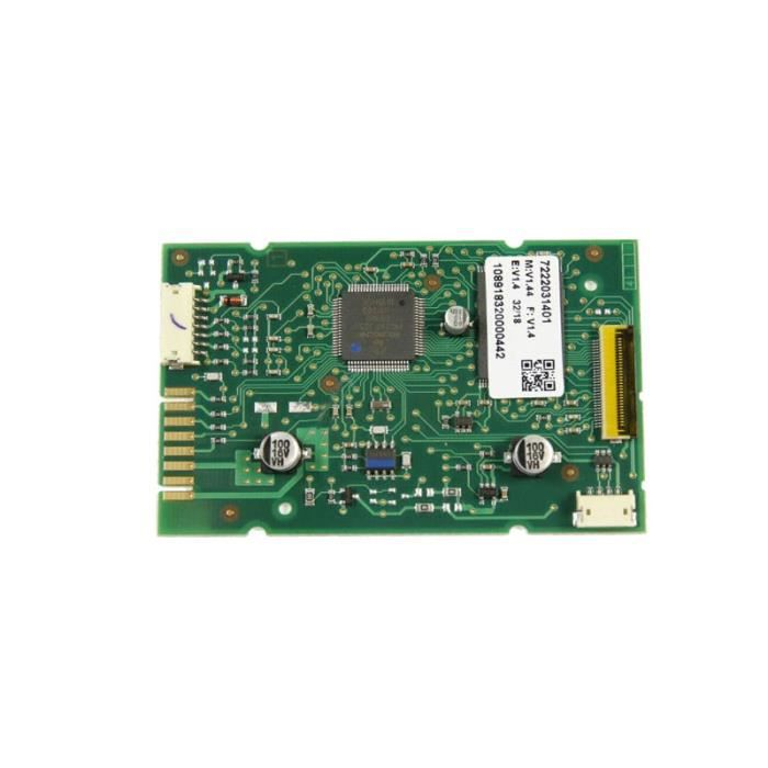 Module Electronique Ecran Ref SS-208357 Pour PIECES CUISSON PETIT ELECTROMENAGER MOULINEX