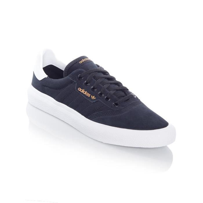 Chaussures Adidas 3MC Core Noir Footwear Blanc