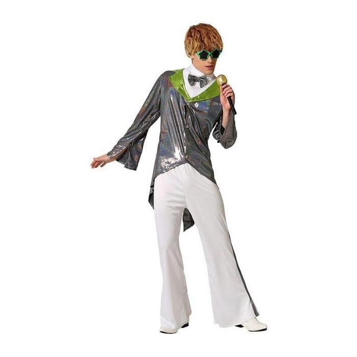 Déguisement Homme Rock Star Elton