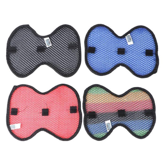 Coussin de protection de casque de doublure confortable flexible de refroidissement durable pour de chapeau de BALLON DE FOOTBALL