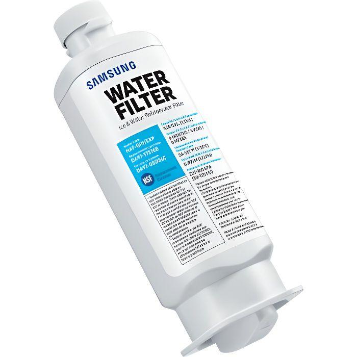 Filtre Origine SAMSUNG HAF-QIN - NSF-ANSI 42 - 53 - 401