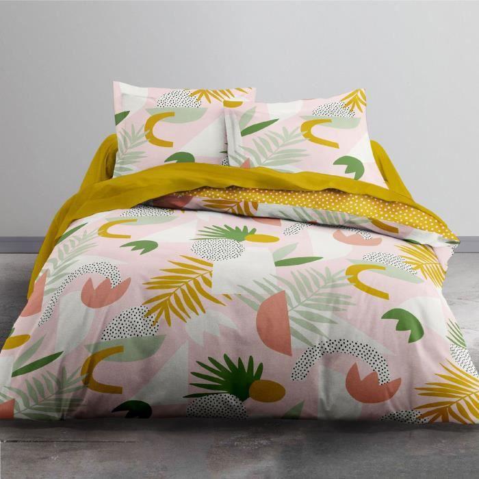 Parure de lit Today Sunshine Nanas 100% coton - taille:240 x 260 cm