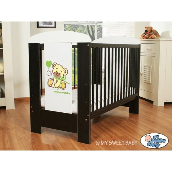 lit bebe ourson. Black Bedroom Furniture Sets. Home Design Ideas