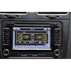 autoradio gps compatible volkswagen vw golf 6 achat. Black Bedroom Furniture Sets. Home Design Ideas