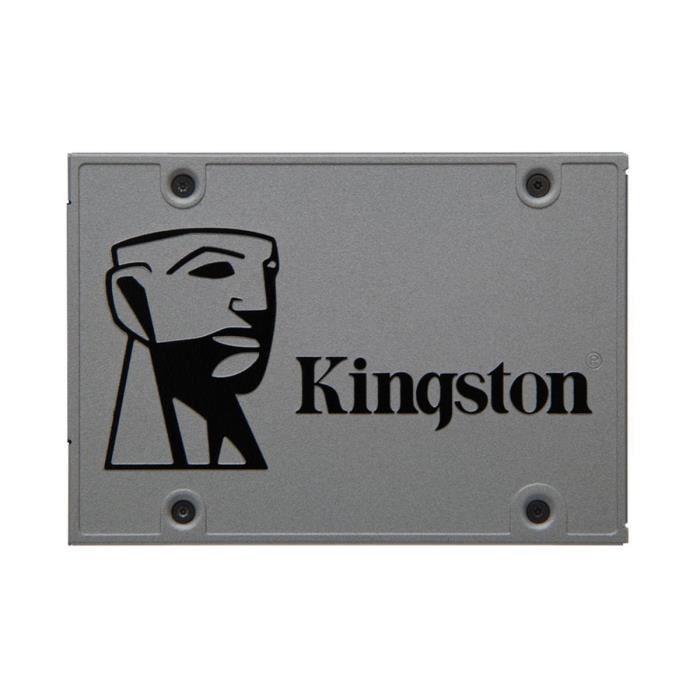 DISQUE DUR SSD KINGSTON - Disque SSD Interne - UV500 - 480Go - 2.