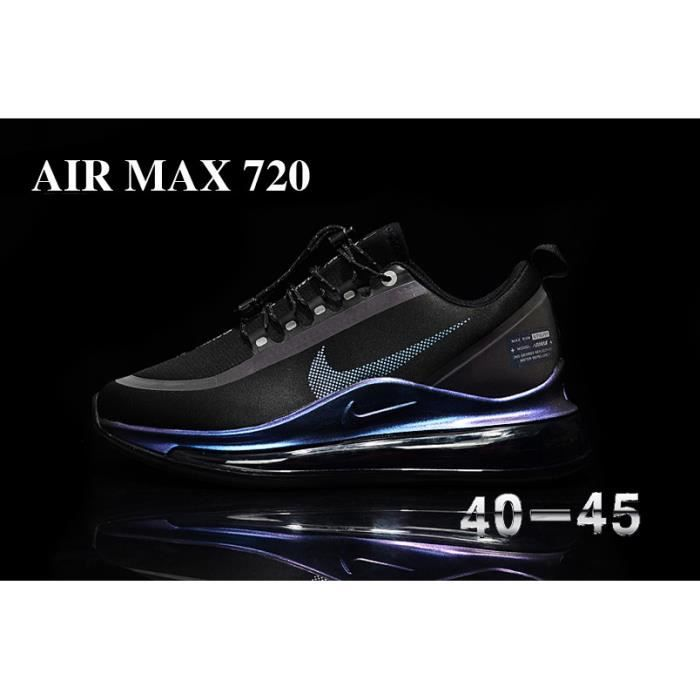 air max noir semelle