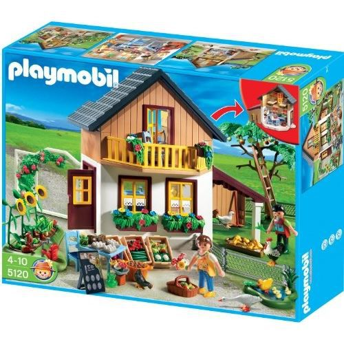 playmobil 5120 jeu de construction maison achat vente univers miniature cdiscount. Black Bedroom Furniture Sets. Home Design Ideas