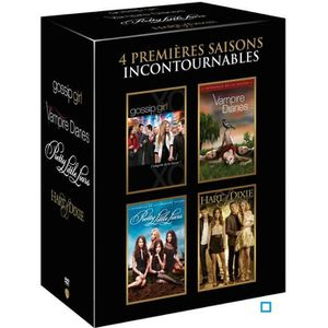 DVD SÉRIE DVD COFFRET TEENAGE TV SERIES  DVD
