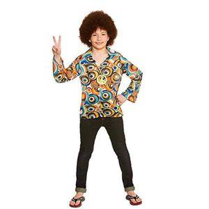Orion Le Bleu Hippie Costume Avec Haut Pantalon /& foulard médaillon-fantaisie