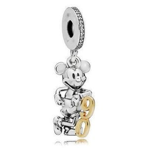 Charm Disney Babies Mickey Argent Fin 925