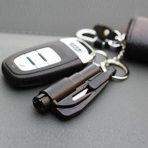Auto Urgence Sécurité Marteau Fenêtre Brise-Porte-clés Mini Escape Outil Aléatoire