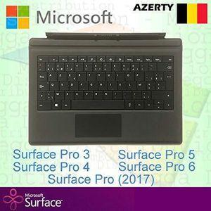 CLAVIER D'ORDINATEUR Microsoft Surface Pro Type Cover Clavier Belge/Bel