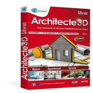 MULTIMÉDIA Architecte 3D Silver 2014 (V17.5)