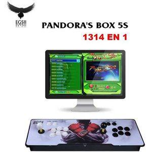 CONSOLE RÉTRO EGSII Console de Jeux Vidéo 1314 en 1 Arcade Game