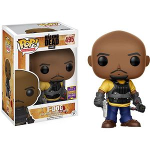 FIGURINE DE JEU Figurine Funko Pop! The Walking Dead : T-Dog