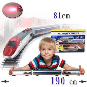 VOITURE - CAMION train de simulation de train électrique modèle de
