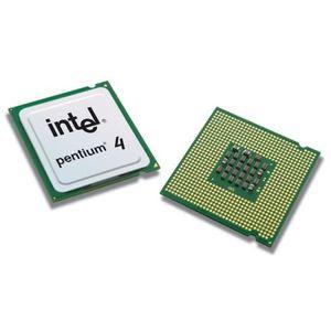 PROCESSEUR Processeur CPU Intel Pentium 4 HT 521 2.8GHz 1Mo 8