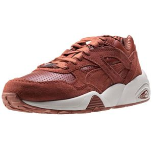 Puma R698 Citi Series Femmes Baskets Brown 6 UK Brown