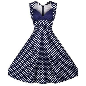 ROBE Minetom Femme Vintage 1950's Style Audrey Hepburn