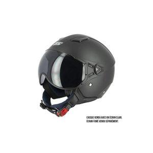 Casque Anti-Pluie Berrd Casque int/égral avec Casque int/égral pour /équipement de s/écurit/é mat/ériel de Protection ABS Casque de Moto et de scootercasque Enduro VTT
