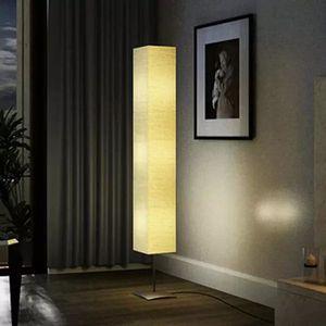 LAMPADAIRE Lampe de salon sur pied alu 170 cm