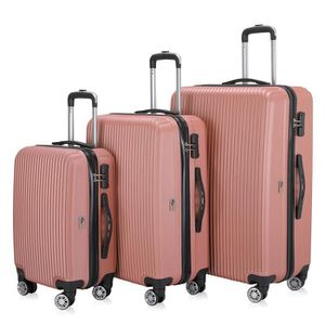 SET DE VALISES SAMAX Valise Trolley Set 'Economy' Valises Rigidee