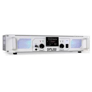 AMPLI PUISSANCE Ampli Sono Spl-500 USB-SD-MP3  Blanc