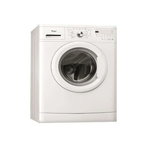LAVE-LINGE Whirlpool AWOD2929 01. Lave-Linge Frontal.