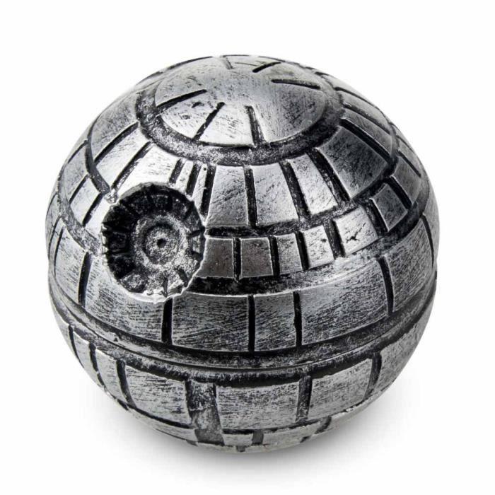 Spespo Death Star Grinder Star War Grinder 3 Pieces Spice Mill Crusher: Cuisine & Maison