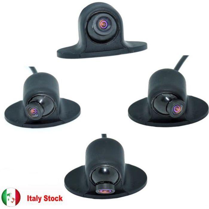 HD Vision nocturne 360 degrés caméra de recul de voiture caméra avant vue de face vue latérale caméra de recul