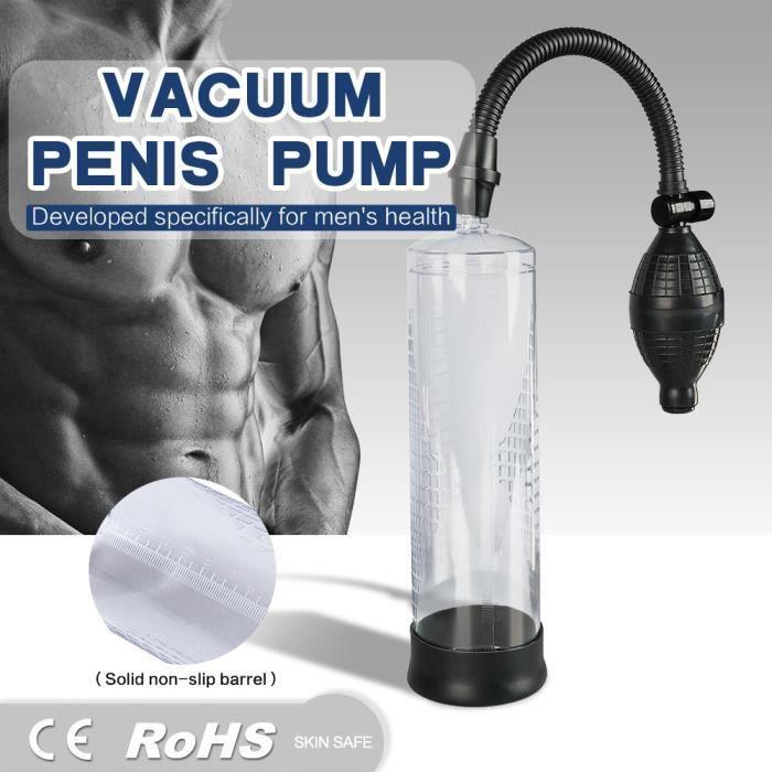 Vente chaude mâle pénis pompe Dick pompe pour agrandir coq Elargement pompe Dick pénis agrandissement Extender pompe à - Type M3