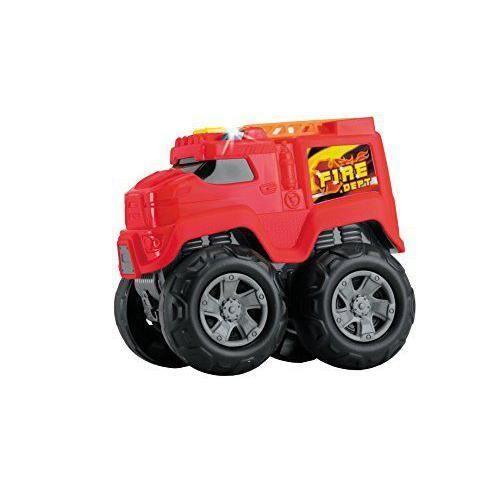 Dickie Jouet de -Monster Truck, Tough wheelers, vert/rouge/bleu - 203301000