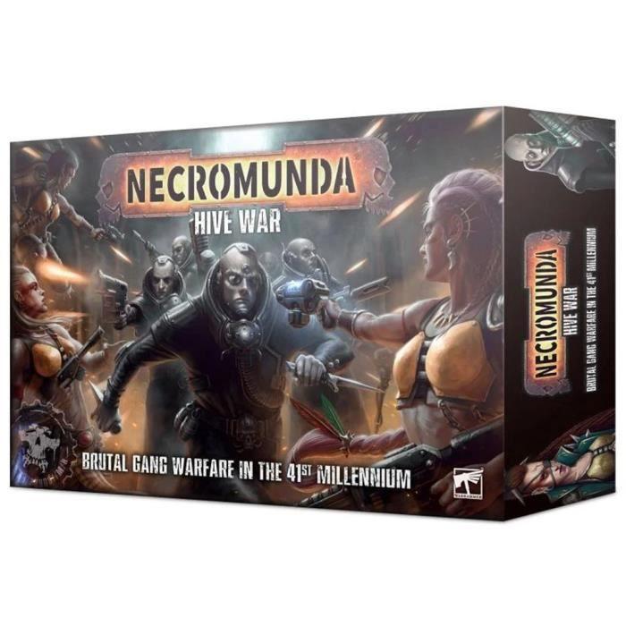 Necromunda Hive War - Anglais