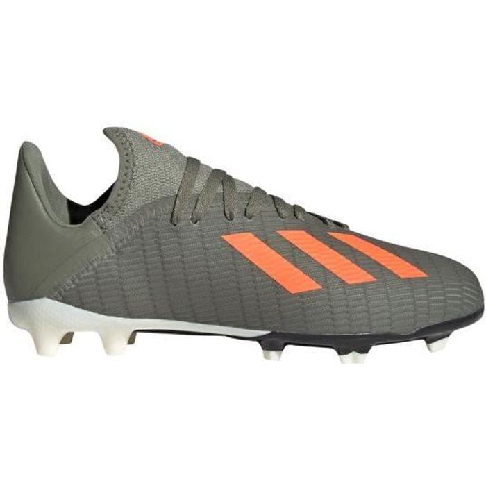 Adidas X 19.3 Fg Chaussures De Football Sol Dur Enfants